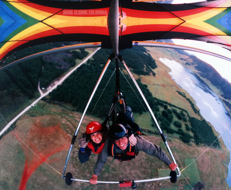 Hang Gliding Colombia